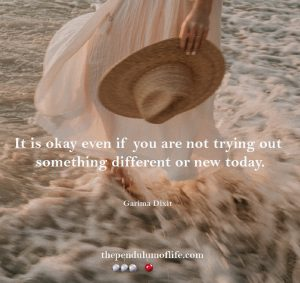 It is Okay to not be Okay