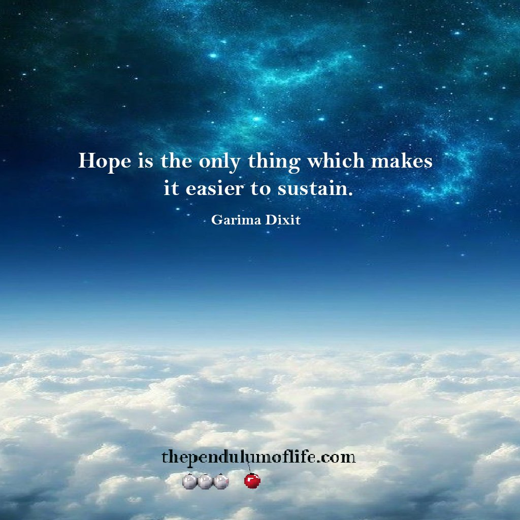 hopes in life quotes