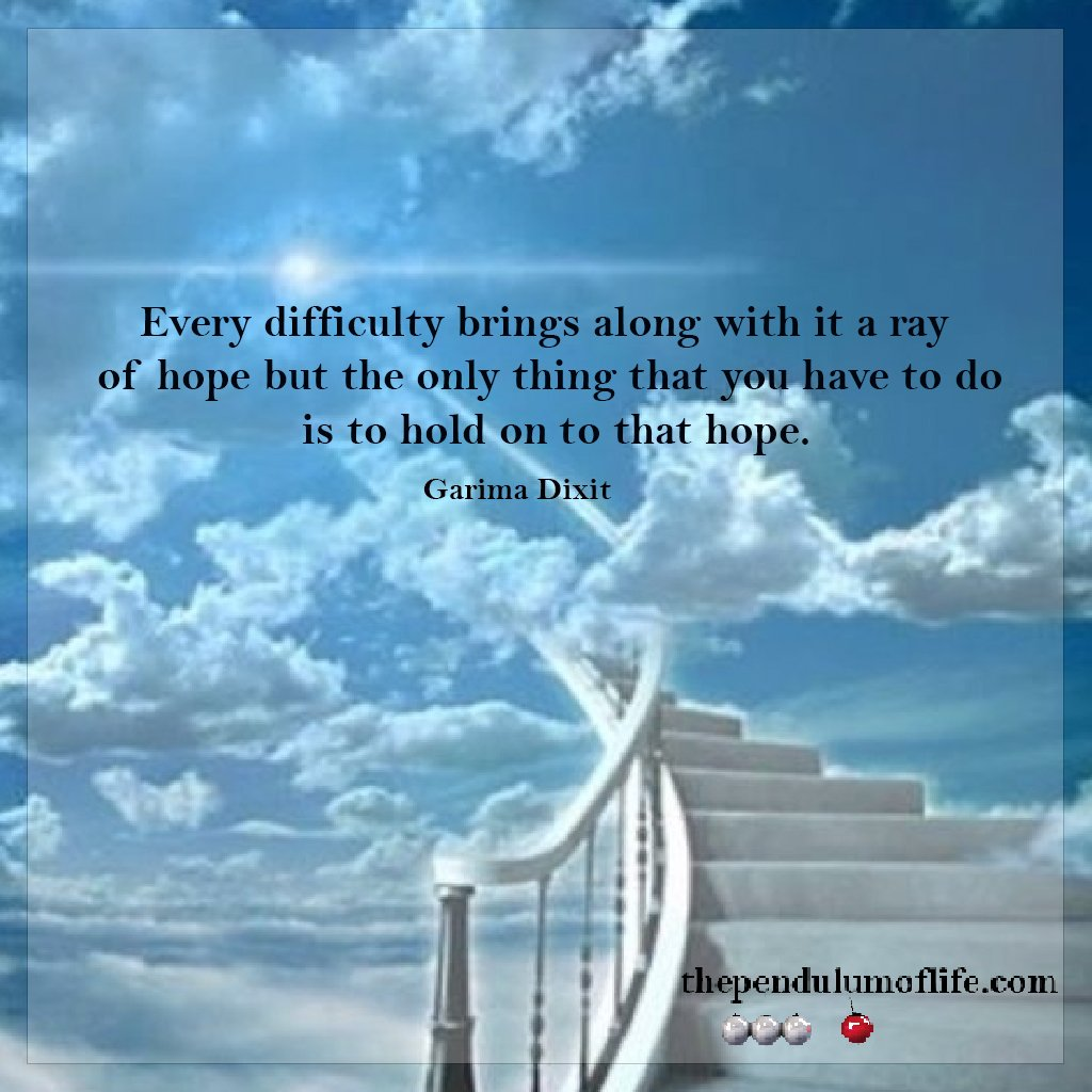 Hope in Life