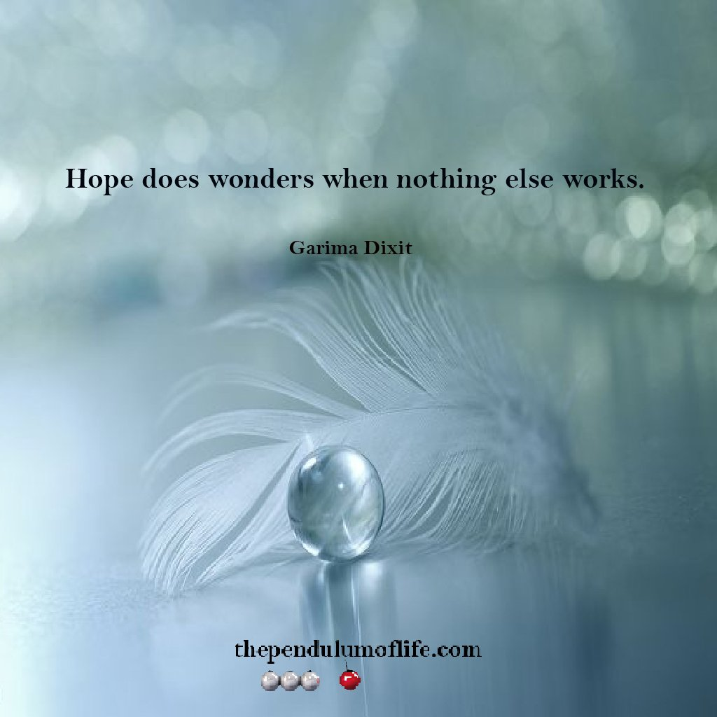 hopes quotes