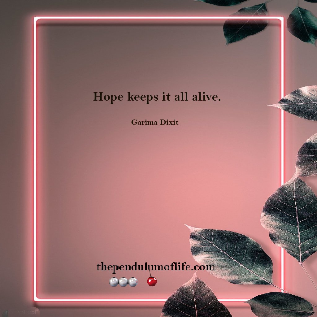 hope thoughts