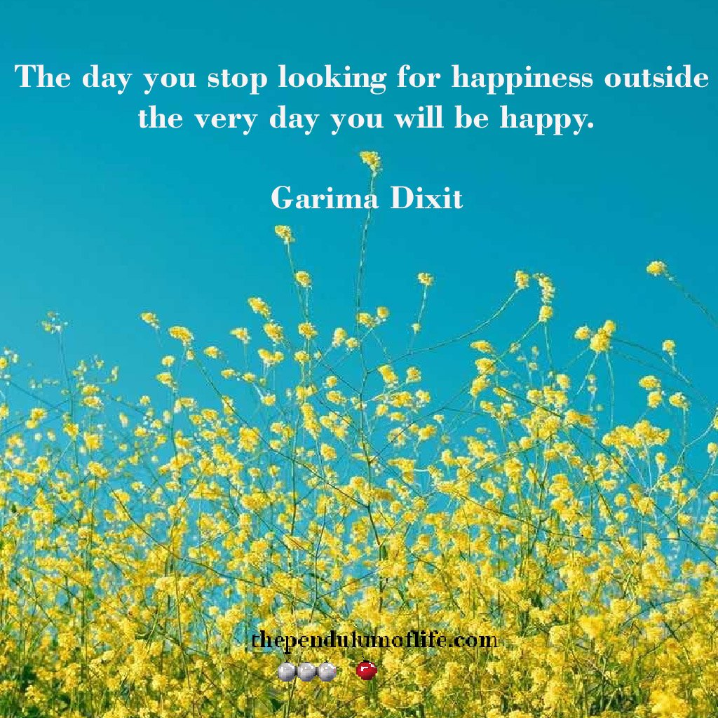 Happiness in Life Quotes